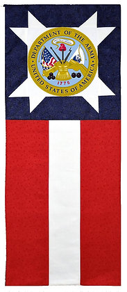 Army Star Flag Banner Kit