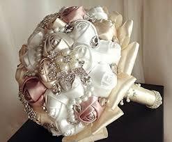Brooch bouquet - pink-ivory.jpg