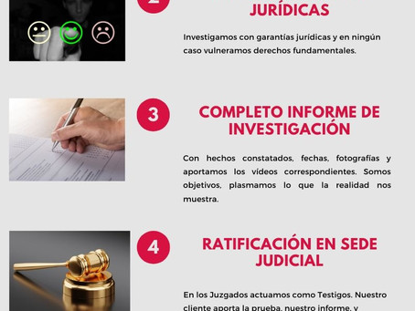 Cinco beneficios de contratar un detective privado