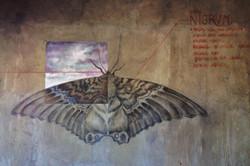Sors Nigrvm - Mural - 2015