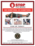 Stop the Bleed Brochure Cascadia Emergency Management Seattle WA