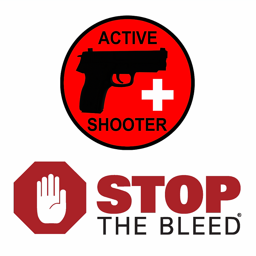 ACTIVE SHOOTER  | STOP THE BLEED