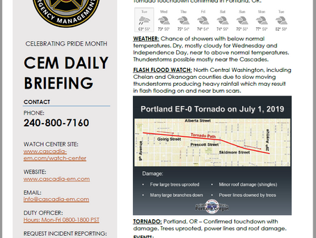 CEM Daily Briefing | 02JUL19