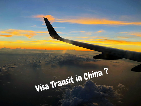 Does Indonesian need visa on transit in China