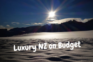 Luxury New Zealand on Budget