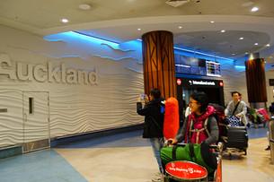 Kia Ora Day 1- Flying to Auckland