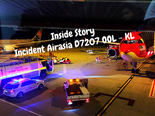 Inside Story of Flight Incident Airasia X D7207