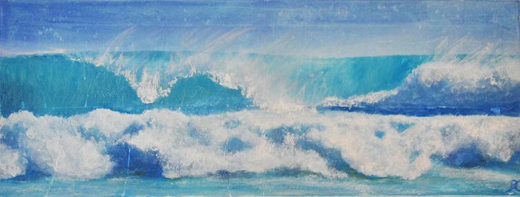 The Wave Wild Coast Deborah Kressebuch