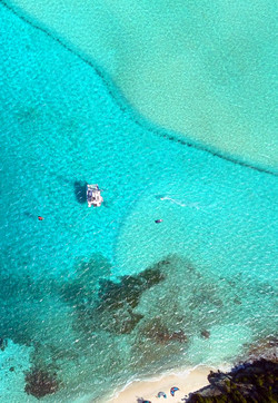Kite Catamaran Cruise Cyankiteboardi