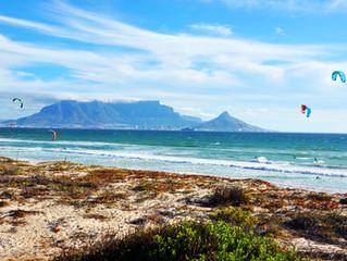 Capetown - Art and Kitesurfing