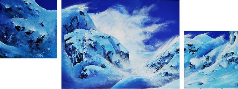 Wolkenriss Blue Peaks Deborah Kressebuch