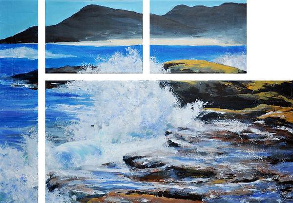 Foams and Mirrors Wild Coast Deborah Kre