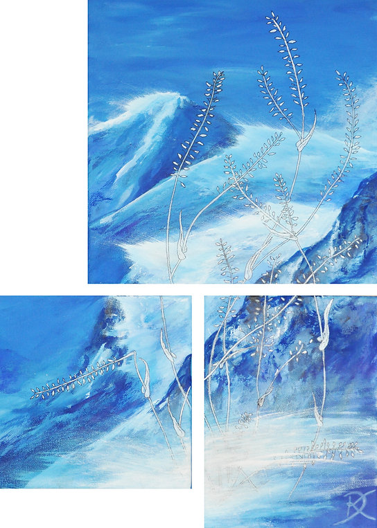 Tropfenspiel Mountain Pearls Deborah Kressebuch