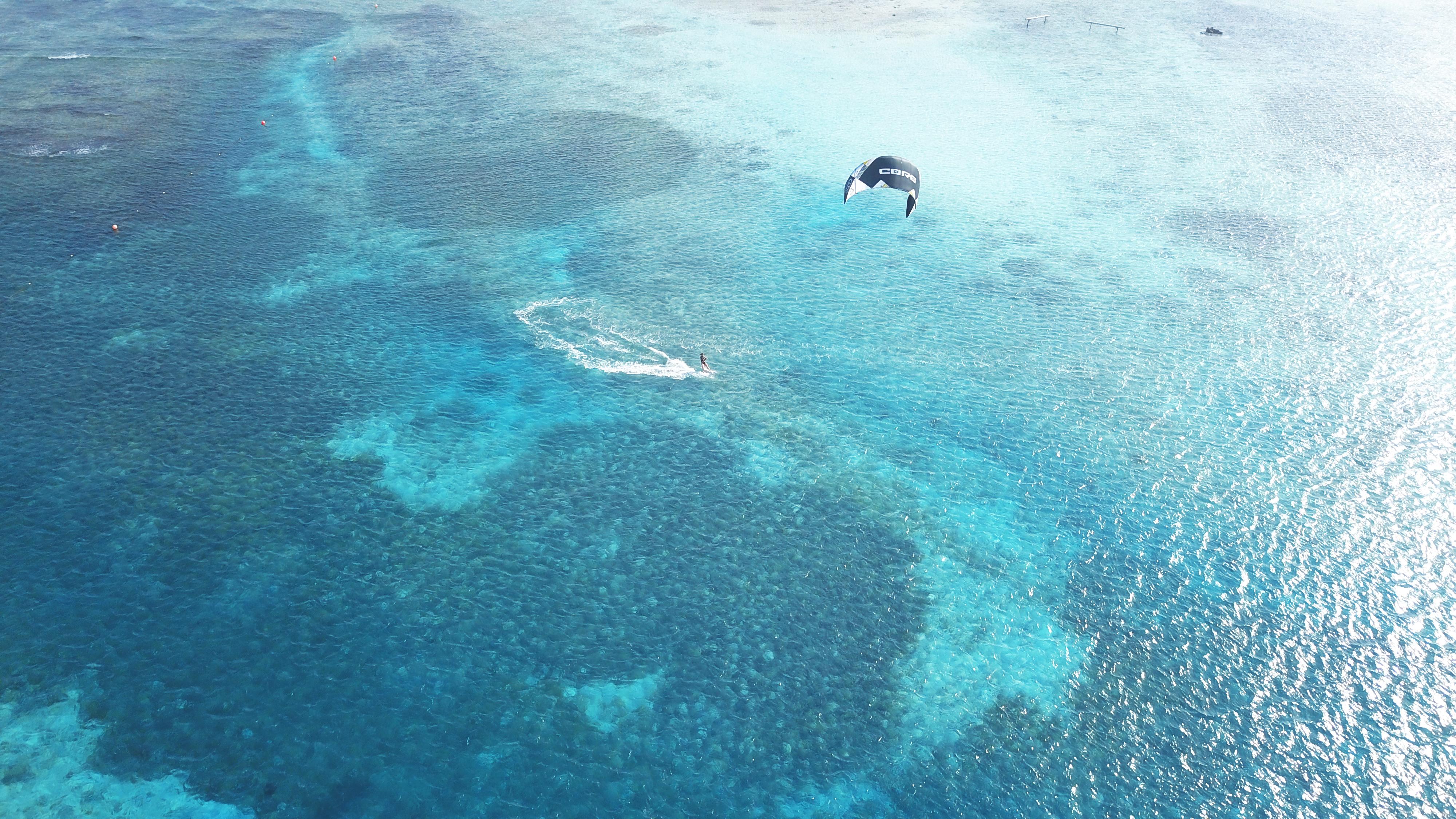 Bahamas Kite Catamaran Cruise Lagoon 450