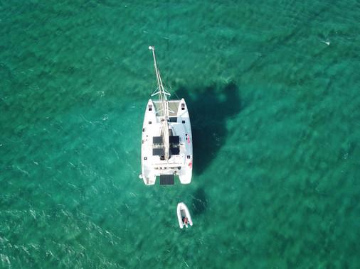 Greece Kitecruise Cyankiteboarding
