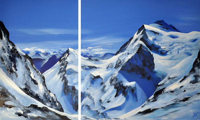 Alpenbühne 2017 Blue Peaks Deborah Kress