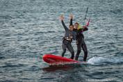 Cyankiteboarding Portugal Lufinha Cruise
