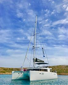 Cyankiteboarding Griechenland Cruise 19.