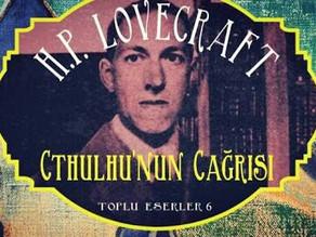 Cthulhu'nun Çağrısı – H.P. Lovecraft