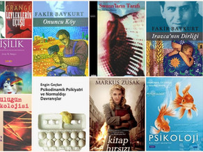 2020 Yılında Okuduğum En İyi 15 Kitap