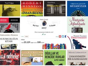 2017 'de En Sevdiğim Kitaplar