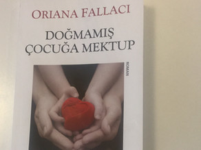 Doğmamış Çocuğa Mektup – Oriana Fallaci