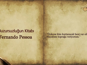 Huzursuzluğun Kitabı – Fernando Pessoa