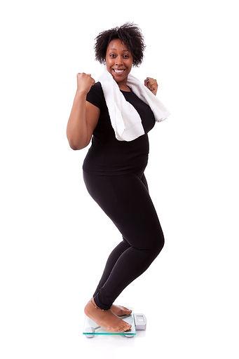 bigstock-African-American-Woman-Cheerin-