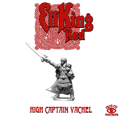 High Captain Vachel (MSRP $9.5)