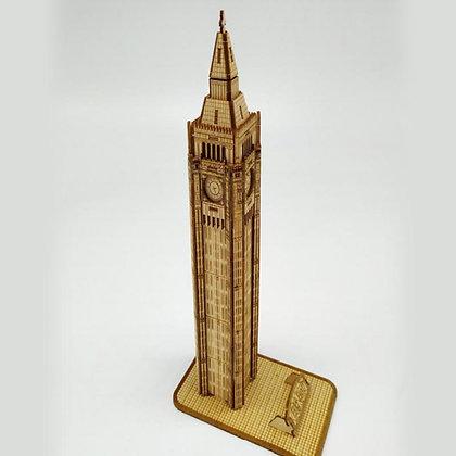 Big Ben 3D Wood Puzzle (MSRP $25)