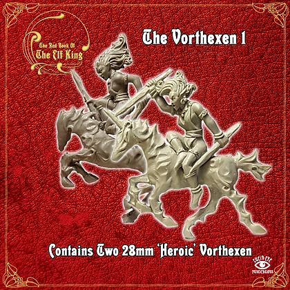 The Vorthexen 1 (SMRP $15)