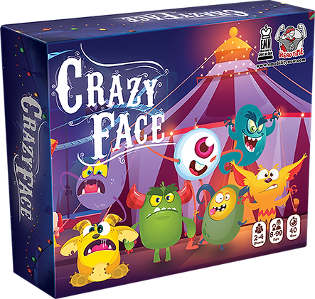 Crazy Face (SMRP $40)