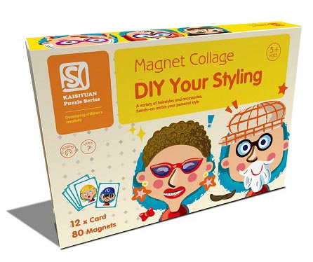 Magnet Collage DIY Your Styling (SMRP $30)