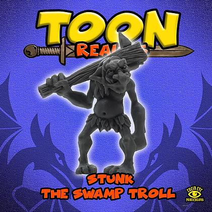 Stunk The Swamp Troll (MSRP $10)