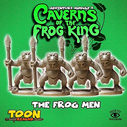 The Frog Men (MSRP $7.5)