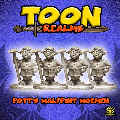 Pott's Halfpint Hoemen (MSRP $7.5)