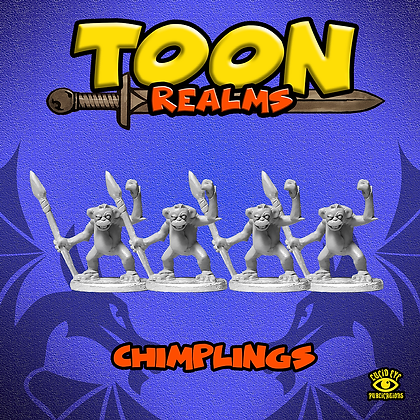 Chimplings (MSRP $7.5)