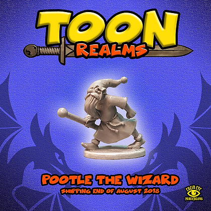 Pootle The Wizard (MSRP $4.5)
