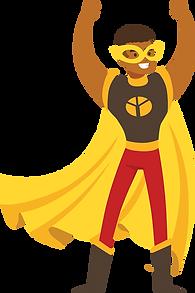 Super Duper Hero Buy for Donation