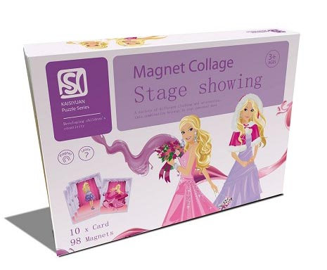 Magnet Collage Stage Showing (SMRP $30)