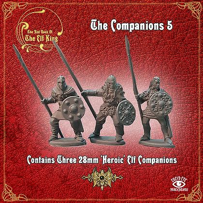 The Companions 5 (SMRP $15)