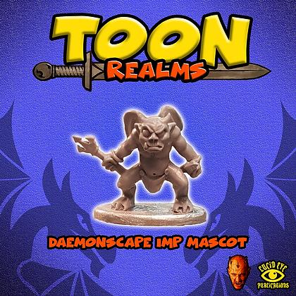 Daemonscape Imp Mascot (MSRP $4.5)