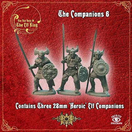 The Companions 6 (SMRP $15)