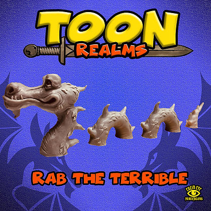Rab The Terrible (MSRP $21)
