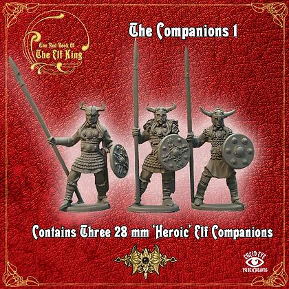 The Companions 1 (SMRP $15)