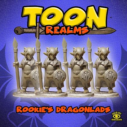 Rookie's Dragonlads (MSRP $7.5)