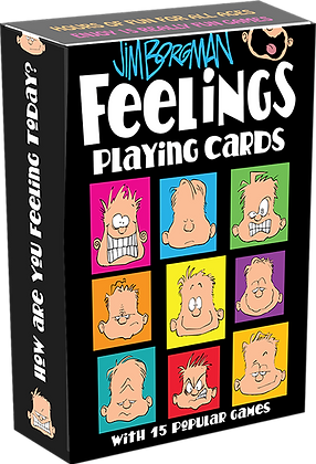 Feelings Playing Cards (SMRP $18)