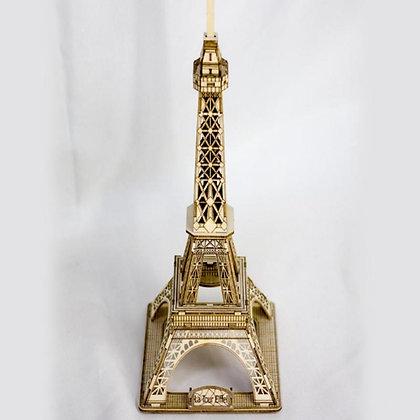 Eiffel Tower 3D Wood Puzzle (MSRP $25)