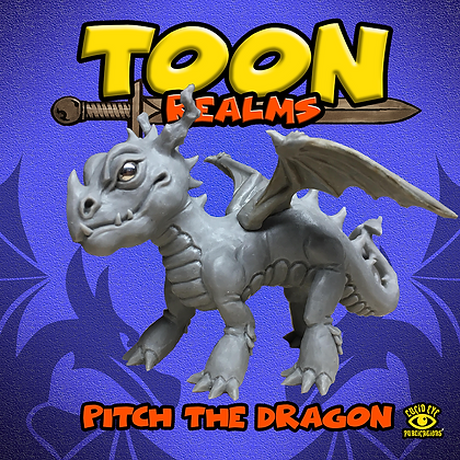 Pitch The Dragon (MSRP $21)