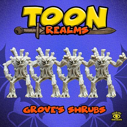 Grove's Shrubs (MSRP $7.5)